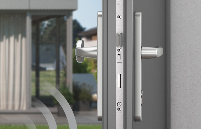 Motorized door locks