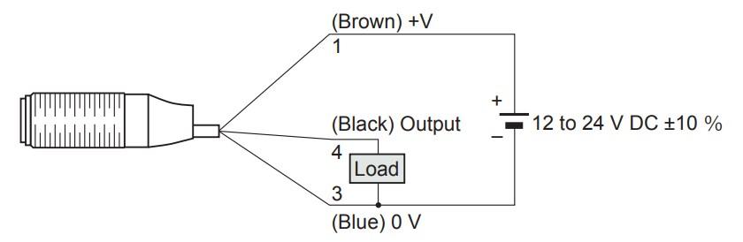 Panasonic CY-192B-P-Y-C wiring diagram
