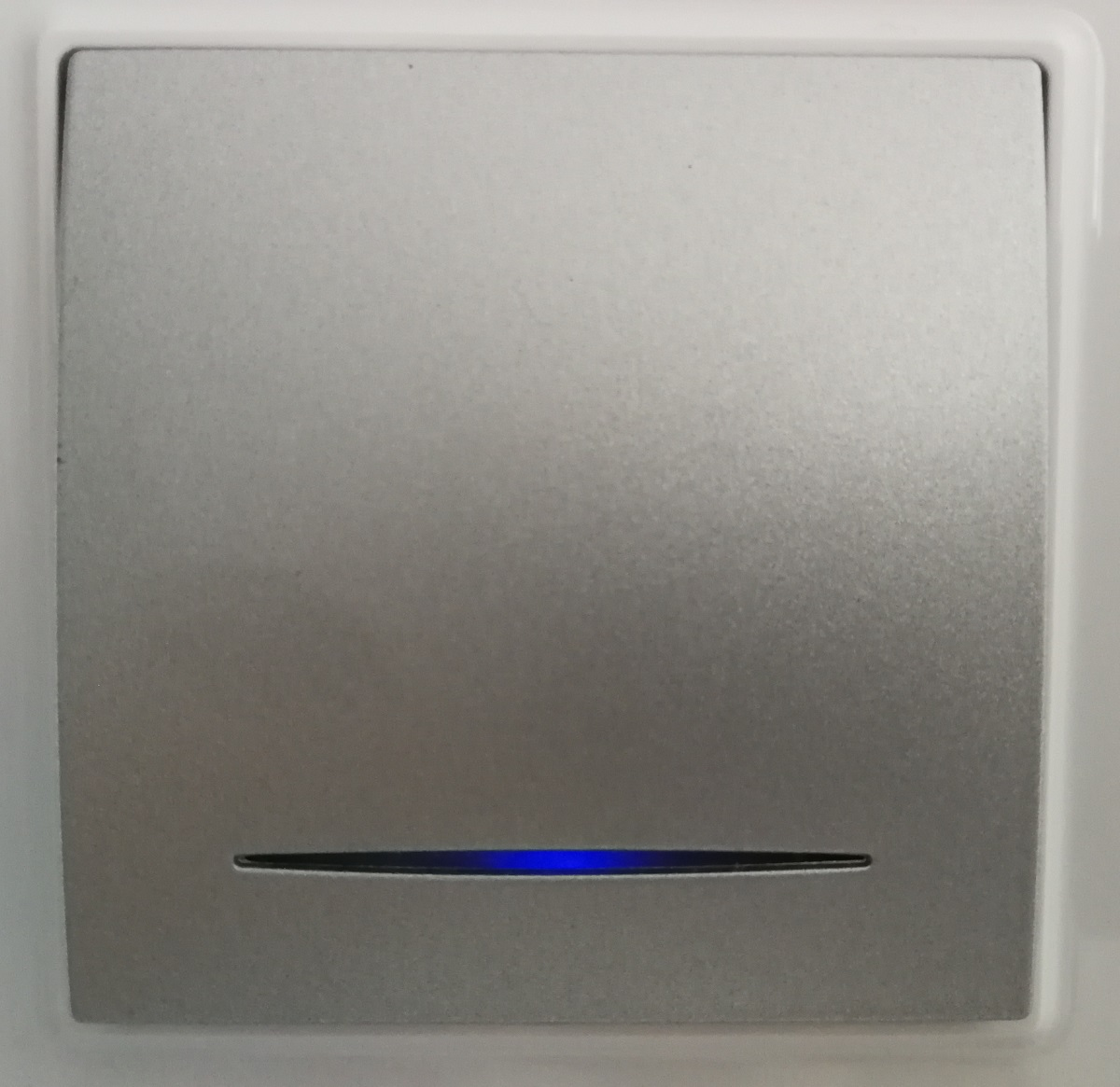 Push-buttons with LED illumination