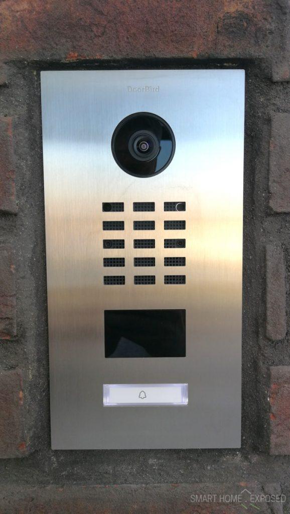 DoorBird D2101V front panel