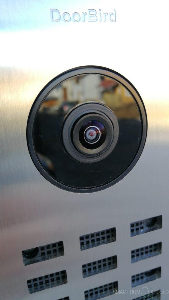 DoorBird D2101V camera lens