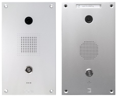 loxone and baudisch intercoms