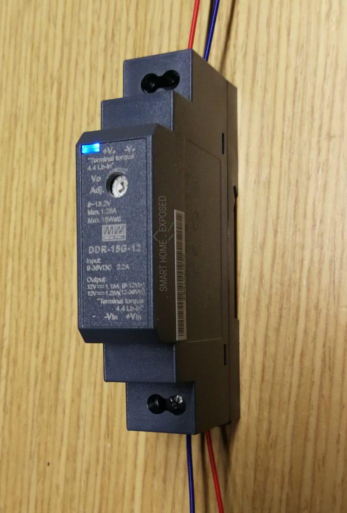 MeanWell-DDR-15G-12